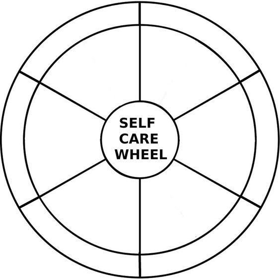 Take charge of your health gardner family chiropractic for Blank wheel of life template
